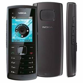 Nokia X1-00 Rádio Fm Mp3 Suporta Micro Sd Seminovo Só Vivo