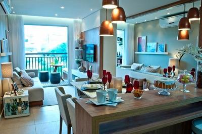 Apartamento No Parque Do Carmo 2 Dormitorios 47m2 Na Planta