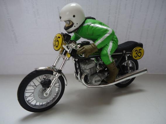Miniatura Kawasaki 750 H2 Joe Bar Solido 1/18
