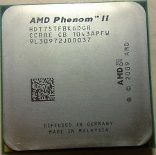Cpu Amd Phenom Ii X6 1075t Socket Am3 Oem