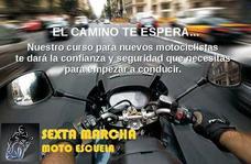 Escuela De Motos A1 A2 A3 *todas Las Pistas Caba Y Gba*