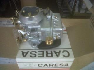Carburador Caresa T/holley Ford Taunus + Base Adaptadora