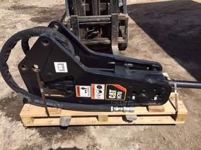 Martillo Hidraulico Nuevo Cat H70 Para Retroexcavadora