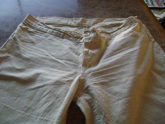 Pantalon Beige Talle 38/40