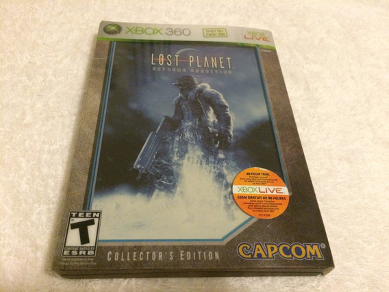 Lost Planet Extreme Condition Collector