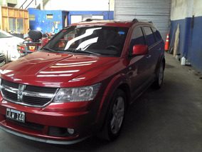 Dodge Journey Rt 2.7 At 2010