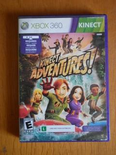 Kinect Adventures! Para X-box 360