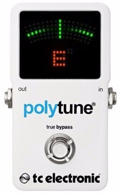 Pedal Afinador Tc Electronics Polytune 2 - Pd0080