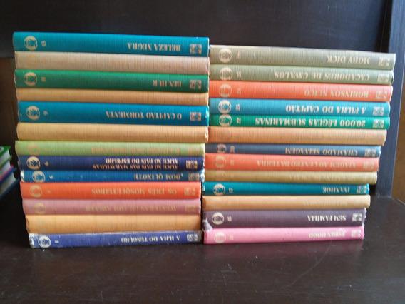 Coleção Clássicos Da Literatura Juvenil Completa - 50 Vol (c