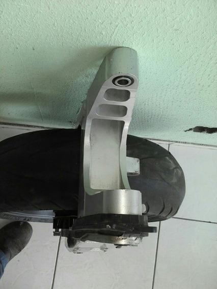 Balança Completa C/ Roda/ Cubo E Eixo Da Roda Hornet 05/07 Sem Pneu