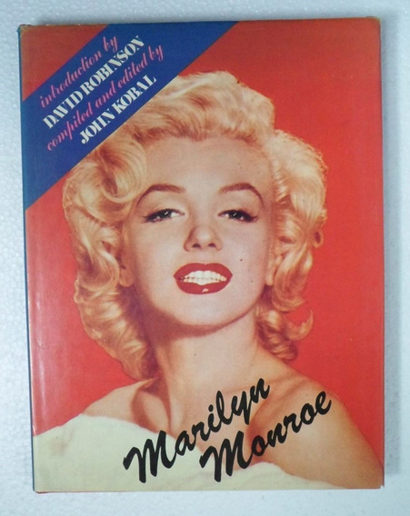 Livro Marilyn Monroe - A Life On Film - Ilustrado