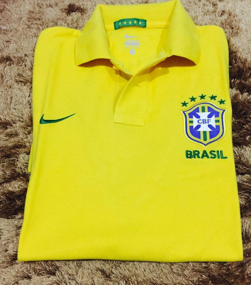 Camisa Polo Nike Brasil (oficial)
