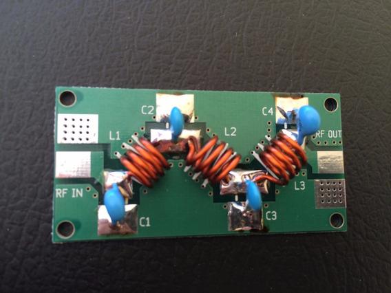 Lowpass Filter 87-108mhz - Filtro Passa Baixa