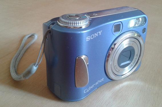 Câmera Sony Cyber-shot 4.1 Megapixels