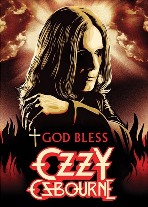 Ozzy Osbourne God Bless Ozzy Dvd