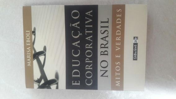 Livro Educação Corporativa No Brasil