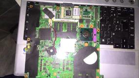 Placa Mae Positivo Mobile + Processador + Memoria