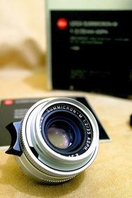 Leica Summicron 35 Mm 2.0 Aspherical
