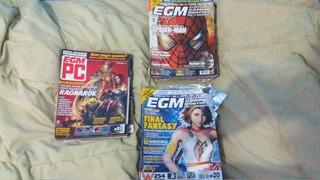 Coleção Revista Egm Brasil