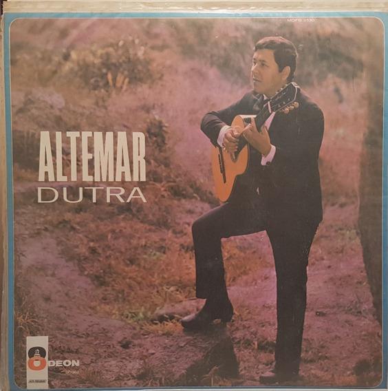 Lp - Altemar Dutra - 1968