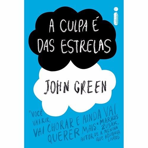Livro - A Culpa É Das Estrelas - John Green - Frete 8,00