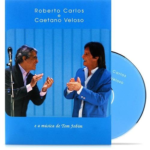 Roberto Carlos E Caetano Veloso Dvd - S