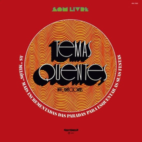 Cd Temas Quentes - Som Livre 1974