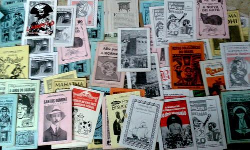 Imagem 1 de 6 de Literatura De Cordel - Lote De 1000 Folhetos