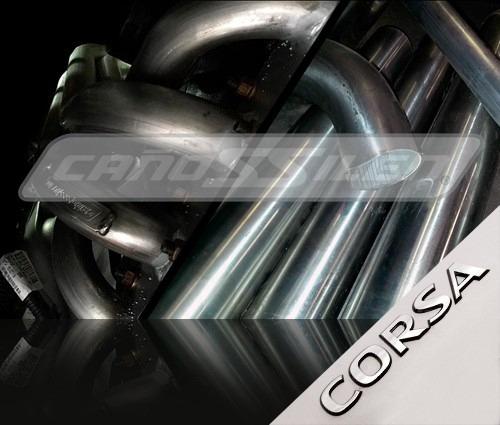 Imagen 1 de 1 de Dodge Ram 1500 - Cañossilen - Silenciadores En Acero Inox