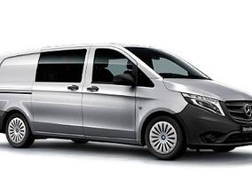 Mercedes Benz Vito Furgón Mixto Solo Por $87.300 Y Cuotas