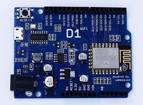 Wemos D1 Wifi Esp8266