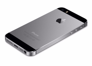 iPhone 5s 32gb Preto Apple Ios 8 4g Tela 4 Câmera De 8mp
