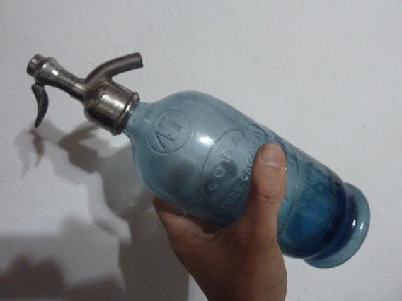 Sifon Azul Soda Aguas Y Gaseosas 47 E Rapaport
