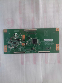 Placa T-con Tv Lg 39ln5400 (v390hj1-ce1)