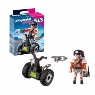 Playmobil Agente Secreto Special Plus Segway Top Agent 5296