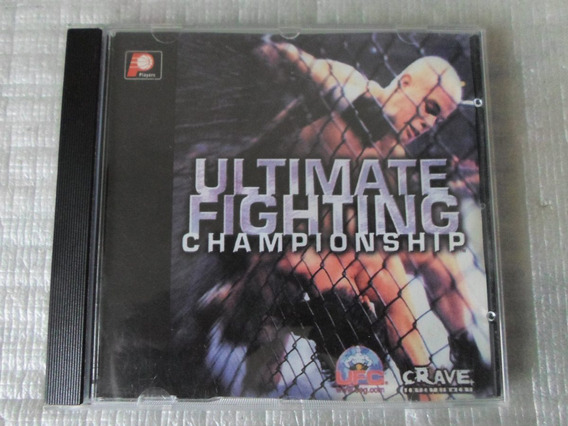 Ufc Ultimate Fighting Championship ( Patch ) Playstation 1