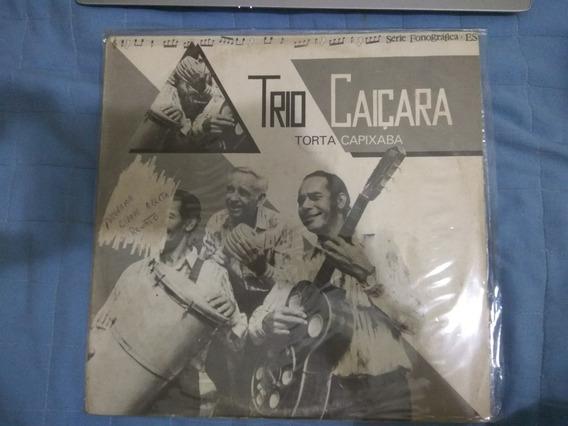 Lp Trio Caiçara - Torta Capixaba