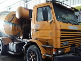 Scania 112 320 6x4 Ano 1991/1992 Pronta P/ Trabalhar