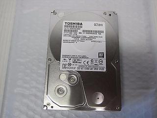 Toshiba Hd Dt01aca300, 3tb, 7200 Rpm, 64mb Cache, Sata 6.0 G