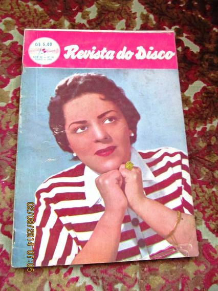 Radio 1955 Linda Catalogo Emilinha Trio Ouro Cauby 3 Fotos M