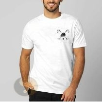Camiseta Polo Play Básica Tecido 100% Algodão Masculina