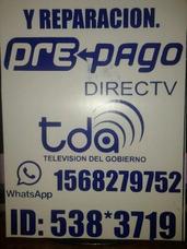 Instalador Directv Zona Sur (venta Pre-pago)