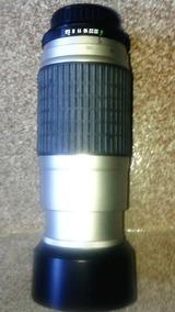 Lente Vivitar 100-300mm Analógica
