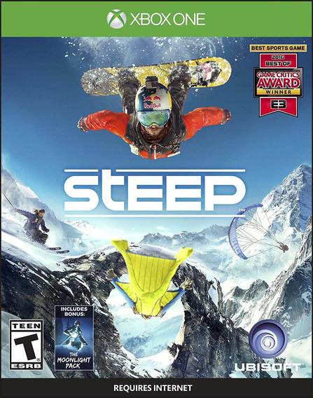 Steep - Xbox One - Pronta Entrega!