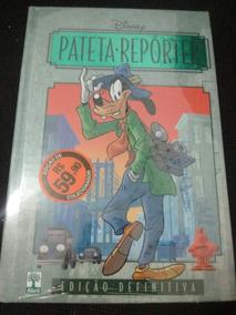 Pateta Repórter - Capa Dura