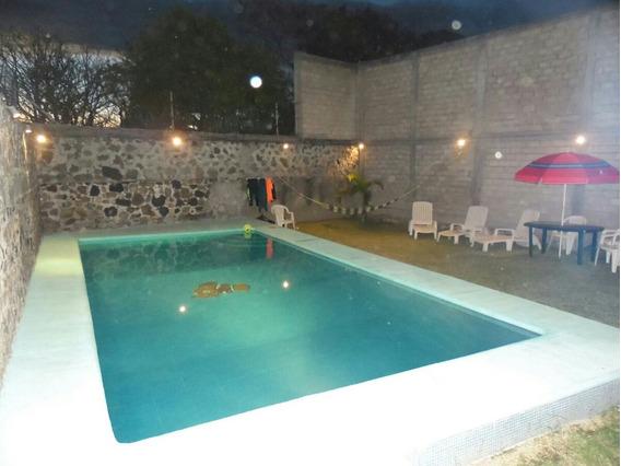 Rento Bonita Casa En Cuernavaca De Fin De Semana