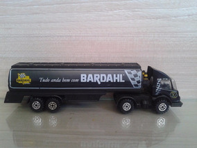 Miniatura Caminhão Bardahl Preto (53128)