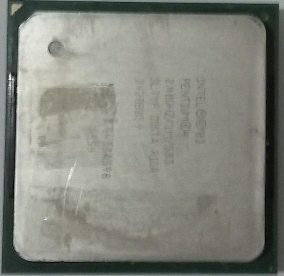 Processador Intel Pentium 4 - 2.40 Ghz