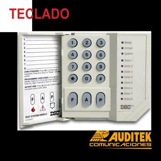 Kit De Alarma Dsc Modelo: Pc585 De 4 Zonas