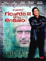Ricardo Iii - Um Ensaio Dvd Shakespeare Al Pacino
